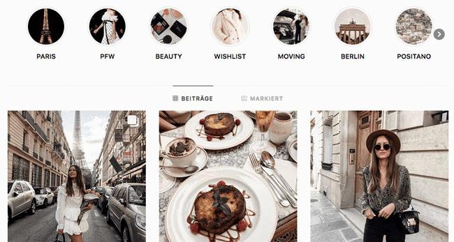 Instagram präsentiert Fashion
