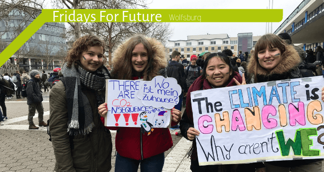 Fridays For Future mit Jana Wosny