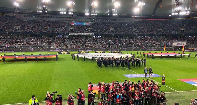 Länderspiel-Deutschland-Serbien