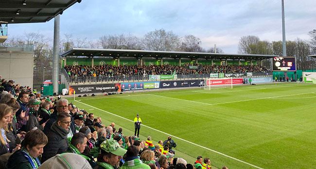 VfL Wolfsburg Frauen Champions League UWCL