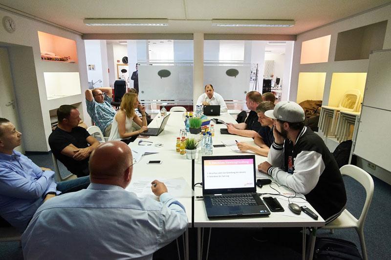 Gründungsversammlung / Foto: DIGES