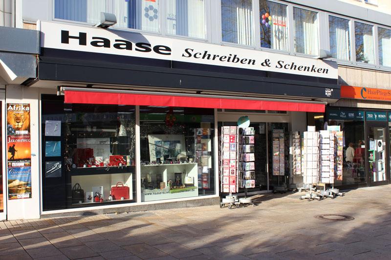 Haase - schreiben & schenken / Foto: FLOW WOLF