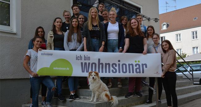 wohnsionär / Foto: Neuland Stiftung