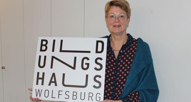 Dr. Birgit Rabofski - Bildungshaus Wolfsburg / Foto: FLOW WOLF