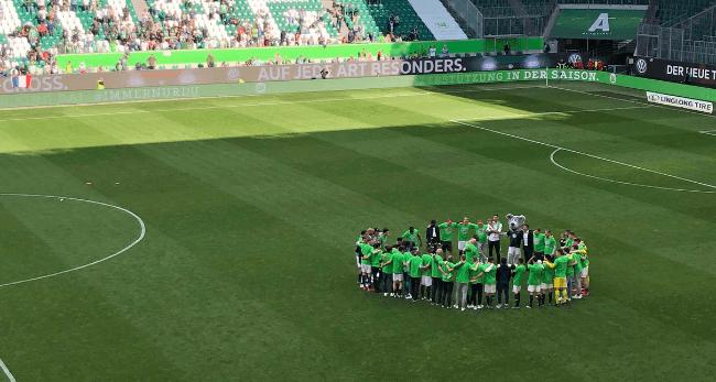 VfL Wolfsburg sichert sich Europapokalteilnahme