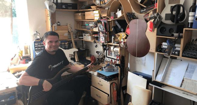 Mike Bolz Gitarrenbauer Wolfsburg