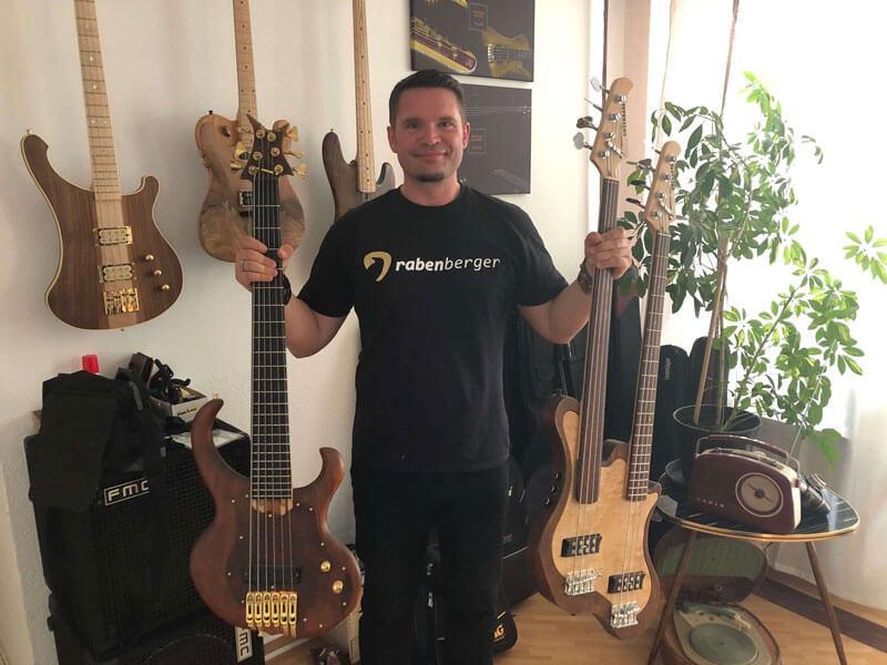 Mike Bolz E-Gitarrenbauer