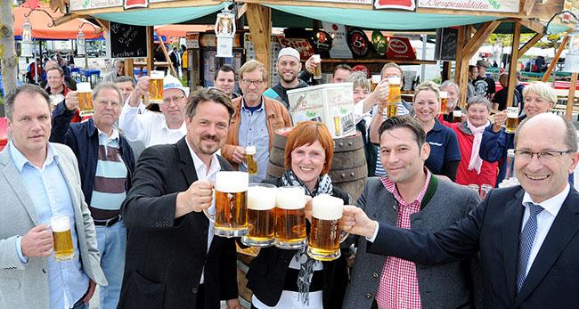 1. Wolfsburger Bierbörse