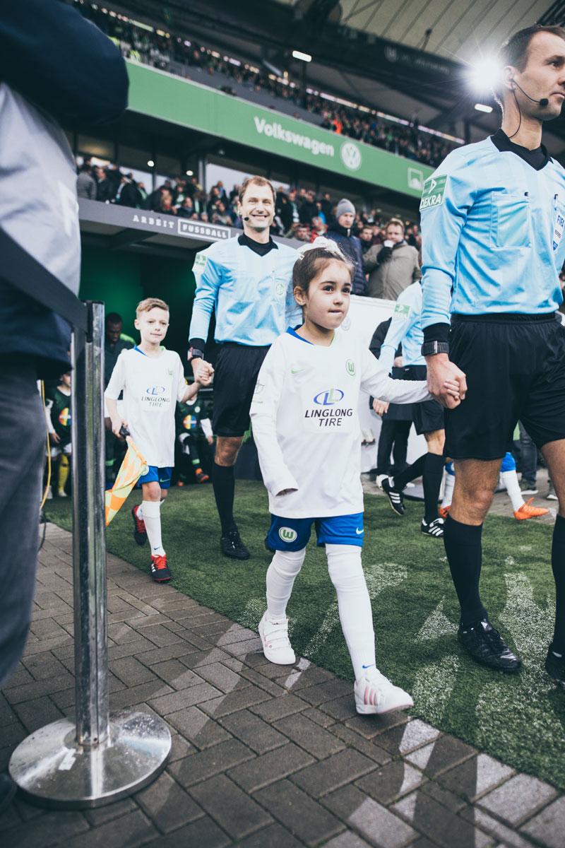 Eine einzigartige Mischung aus gebannter Erwartung und brodelnder Vorfreude / Foto: VfL Wolfsburg-Fußball GmbH