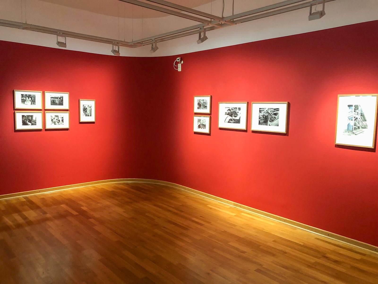 Einer der Ausstellungsräume / Foto: FLOW WOLF