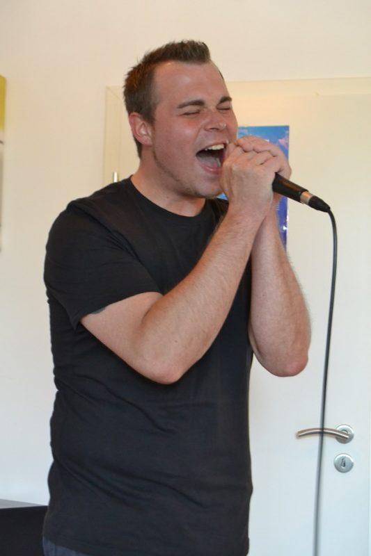 Singen soll vor allem eines: Spaß machen / Foto: FLOW WOLF