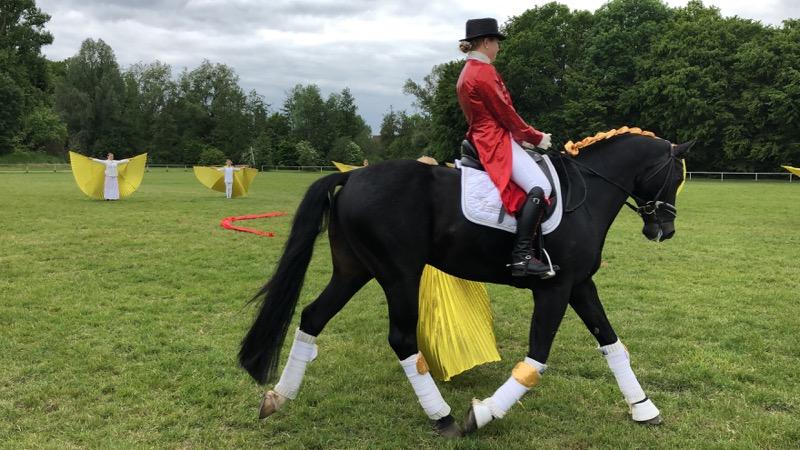 Reiter und Pferd sind eine Einheit und das geht nur mit Vertrauen / Foto: FLOW WOLF