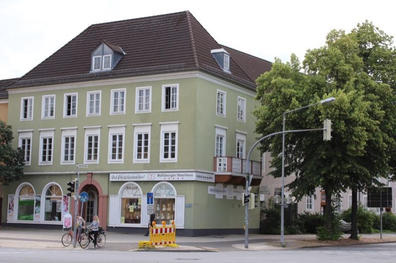 Das Wolfsburger Haarhaus hat keinen Grund sich zu verstecken / Foto: FLOW WOLF