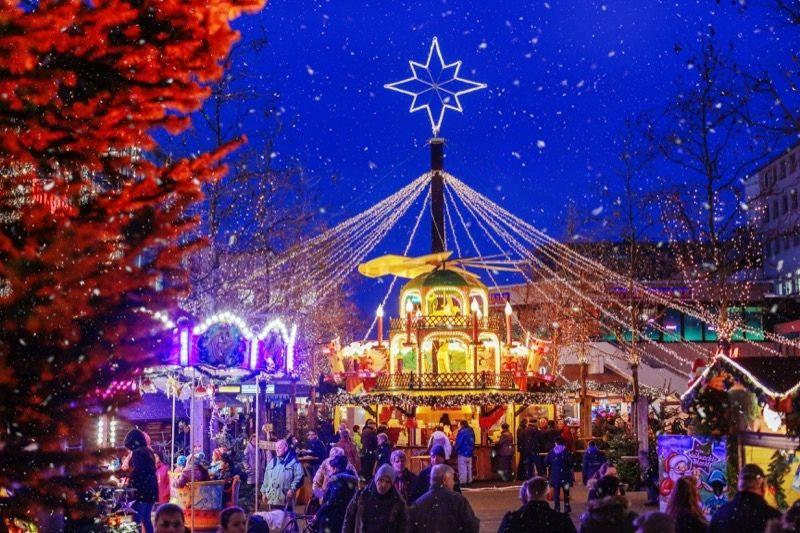 In der Luft liegt ein Hauch von weihnachtlicher Vorfreude / Foto: WMG_Janina Snatzke