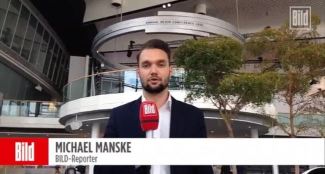 Michael Manske war Investigativ-Reporter bei der BILD / Foto: Michael Manske