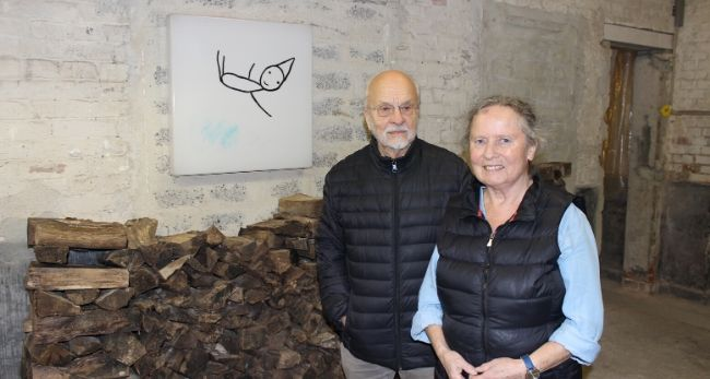 Das Kunstatelier Sterz ist ein Familienunternehmen. /Foto: FLOWWOLF