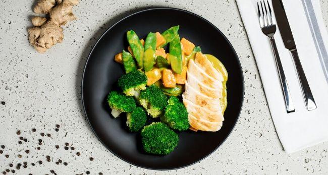 """Bei ,,The Prep"""" wird auf gesunde Ernährung geachtet. /Foto: Greenletic"""