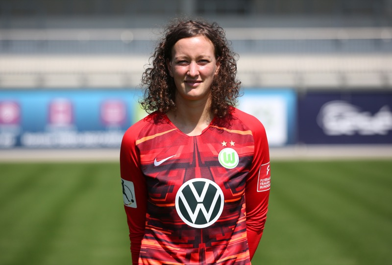Almuth Schulz ist 28 Jahre und spielt Frauenfußball