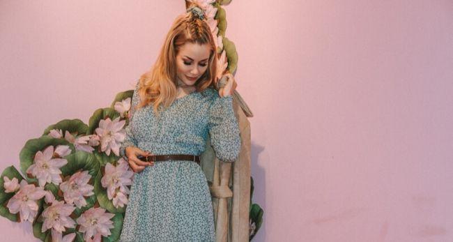 Fotoshooting für Modeblog
