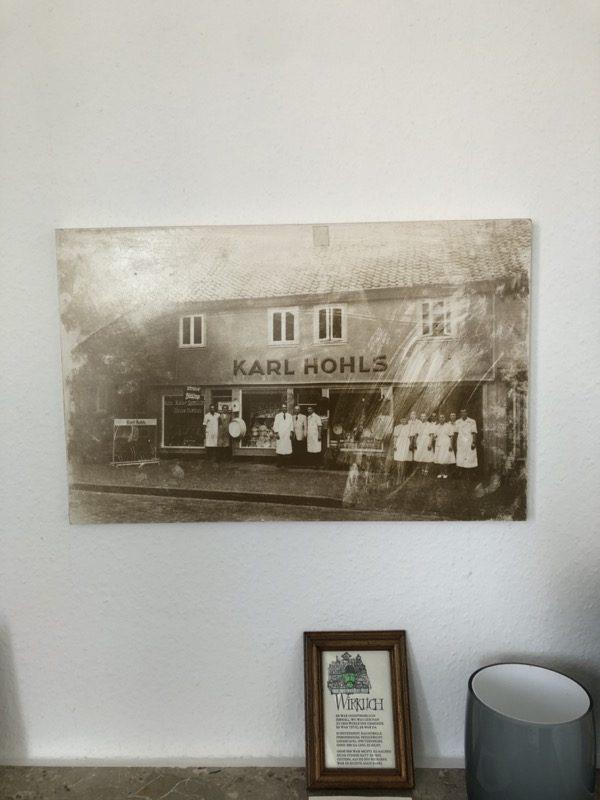 Bild von Kaufhaus Hohls aus Wolfsburg zur Gründungszeit