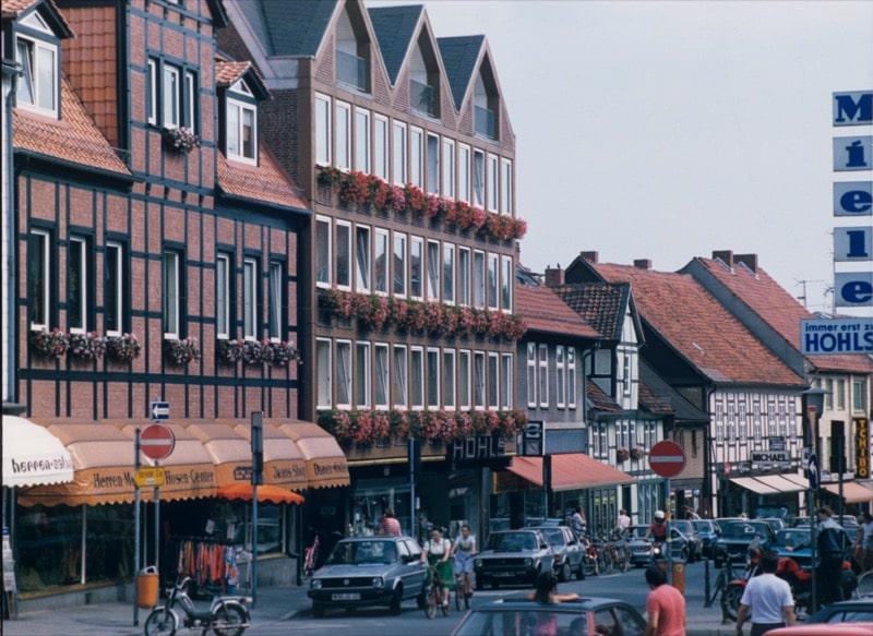 Straße vor Hohls