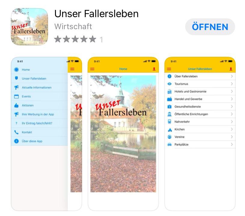 App Mein Fallersleben