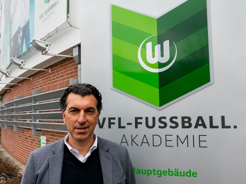 Francisco Coppi VfL-Fußball.Akademie